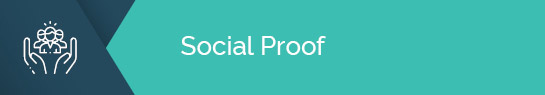 Social proof is a huge motivating factor in peer-to-peer fundraising campaigns.