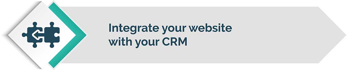 When you update your webdesign you should consider integrating your website with your nonprofit CRM.
