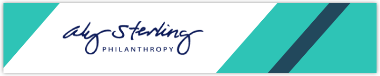 Aly Sterling Philanthropy: best nonprofit consulting for growth