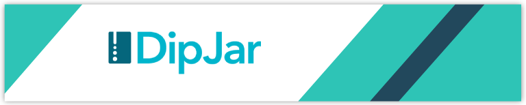 DipJar integrates new fundraising hardware with intuitive fundraising software.
