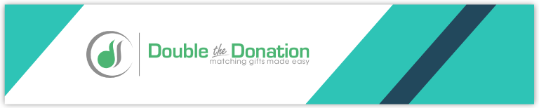 Check out Double the Donation's top matching gift tools.