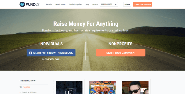 Fundly is a fantastic online donation tool and software platform for your nonprofit!