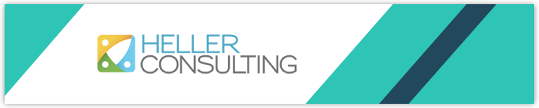 Heller Consulting offers technology support for mid-sized and smaller nonprofits.