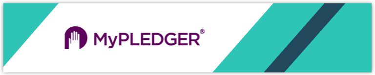 MyPledger is a great tool for collecting pledges and donations.