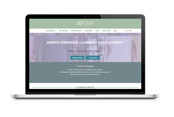 Contact Artisan E-Learning, a top nonprofit consulting firm, today.