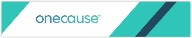 OneCause offers great software for managing your fundraising events.