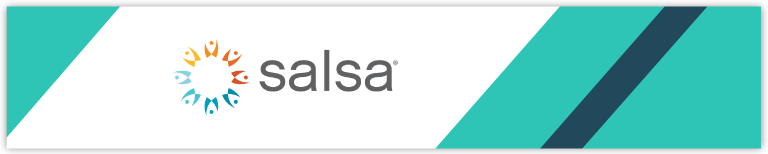 Salsa is a comprehensive donation management system that offers plenty of tools.