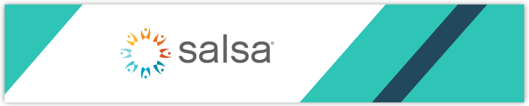 Salsa offers excellent comprehensive fundraising and management software.