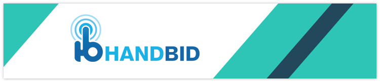 Handbid is our top fundraising software choice for virtual auctions.
