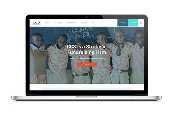 Check out CCS Fundraising's website for more information on their nonprofit consulting services!
