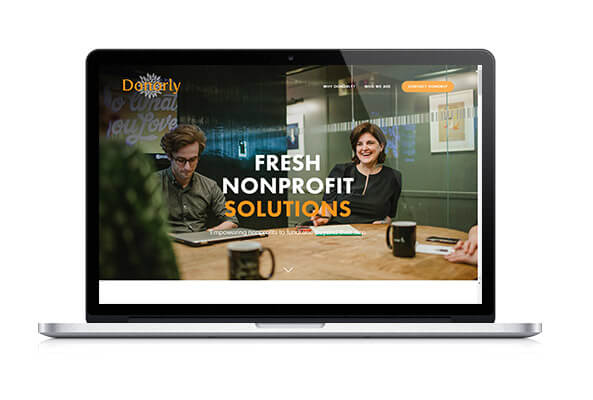 Check out Donorly's website for more information on their nonprofit consulting services!