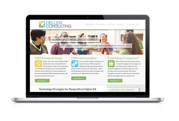 Check out Heller Consulting's website for more details on their nonprofit consulting services!