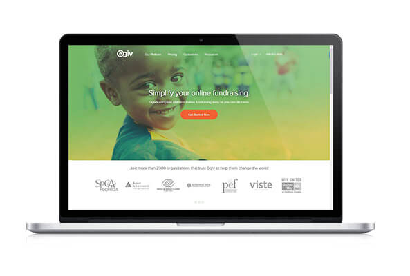 Check out Qgiv's crowdfunding platform!