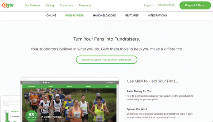 Let Qgiv make your online fundraising ideas more fun by adding gamification techniques.