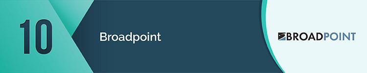 Broadpoint provides heavy duty, enterprise association management software.