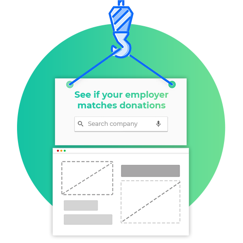 Double the Donation is our favorite pick for best matching gift database.