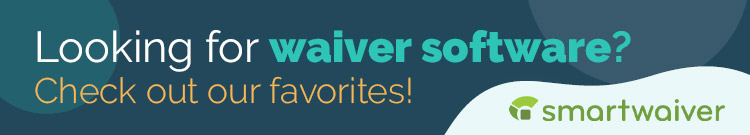Check out our favorite online waiver software!
