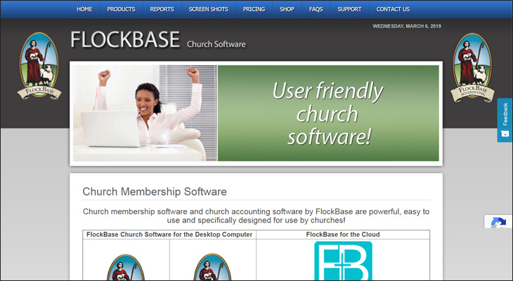 Check out Flockbase for your next nonprofit fund accounting software solution.