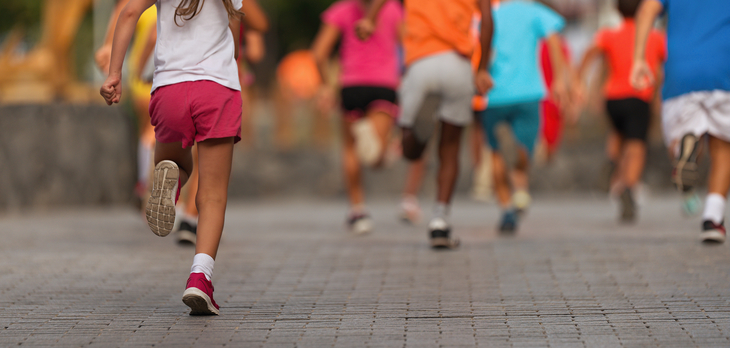 A shoe drive is a great school fundraising idea for elementary-aged students.