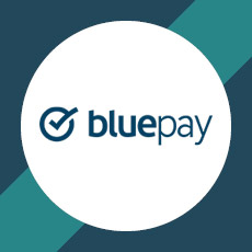 BluePay is a top provider for donation processing.