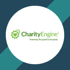 CharityEngine is a top provider for donation processing.