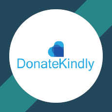 Donate Kindly is a top provider for donation processing.