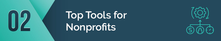 Here are some of the top donation processing tools for nonprofits.