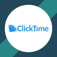 ClickTime provides excellent time-tracking tools to ensure productivity while working from home.