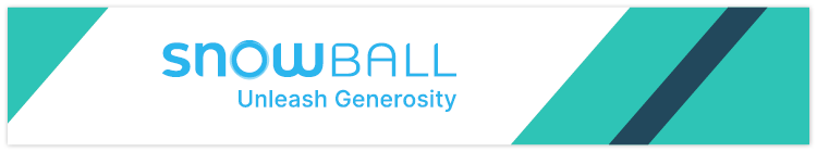 Learn about this online donation software, Snowball.
