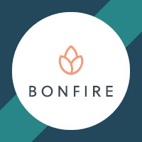 Bonfire is a top virtual fundraising tool for t-shirt marketing.