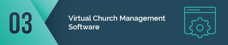 Find the right virtual church software providers to effectively manage your church.