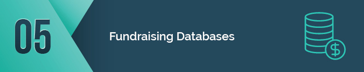 Giving databases can enhance your COVID-19 fundraising resources.