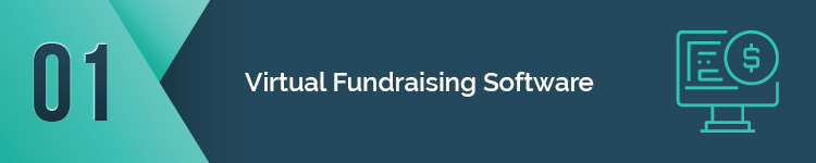 Learn about our favortite virtual fundraising software and how they can serve as COVID-19 resources.