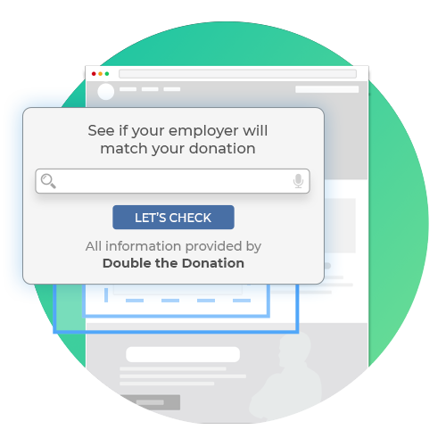 Secure more Canada matching gifts with Double the Donation's premium plan.