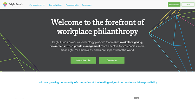 Learn more about Bright Funds, one of the best corporate giving software solutions.