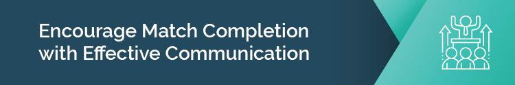 Match completion header image